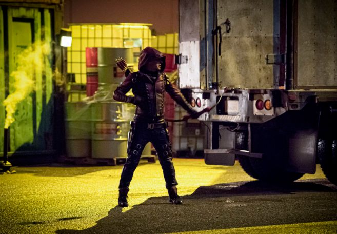Arrow - Season 8 - Ep 05 - 18