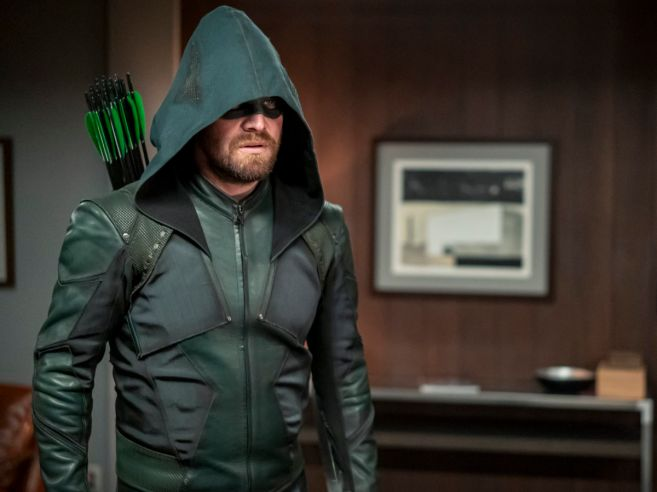 Arrow - Season 8 - Ep 06 - 06