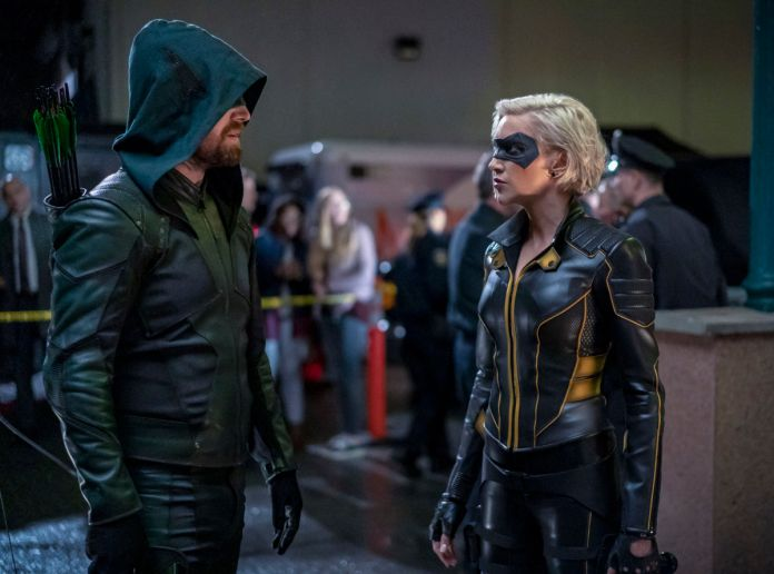 arrow season 8 episode 6