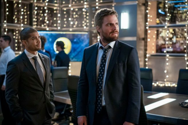 Arrow - Season 8 - Ep 06 - 18
