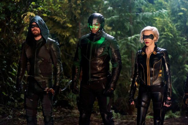 Arrow - Season 8 - Ep 07 - 09