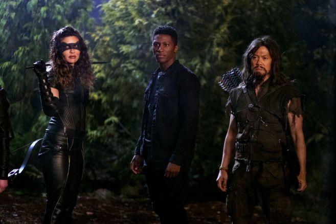 Arrow - Season 8 - Ep 07 - 12