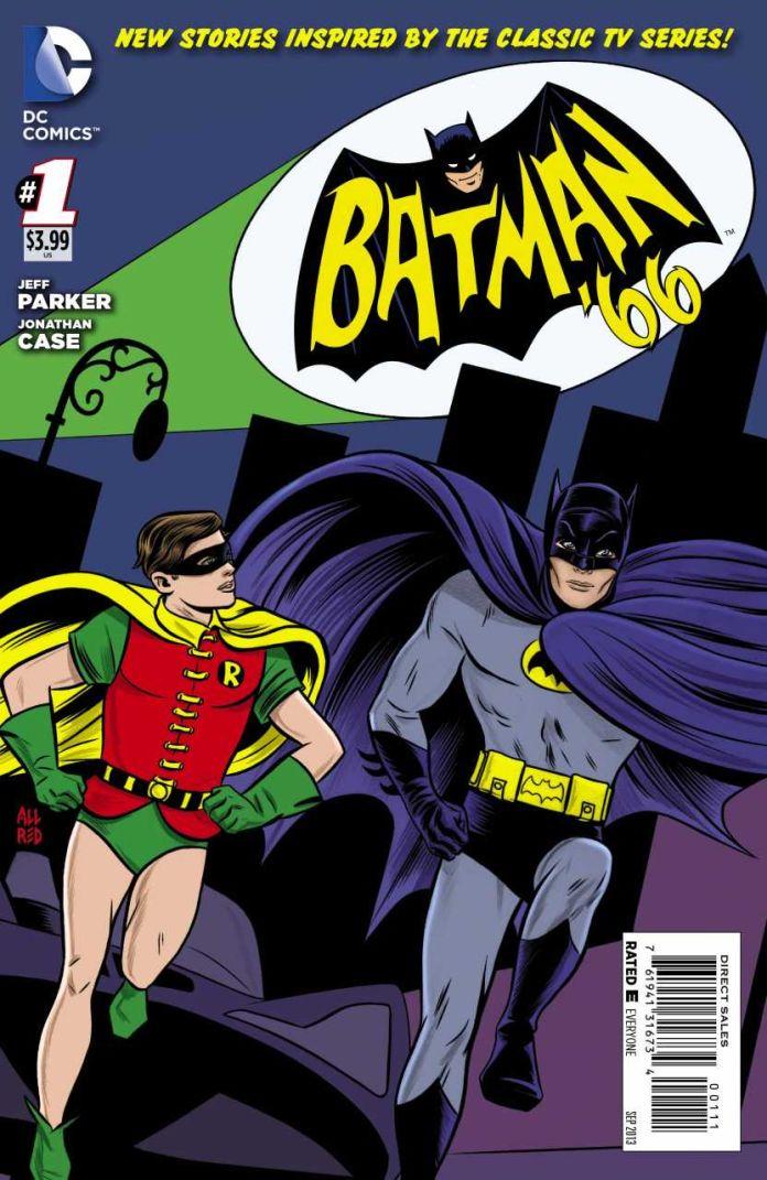 Batman 66 1 - Best Riddler Stories