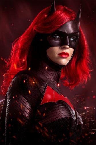 Batwoman - Season 1 - Gallery - Poster - Batwoman - 01