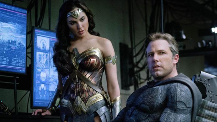 Justice League - Batman and Wonder Woman - Affleck and Gadot - Featured - 01