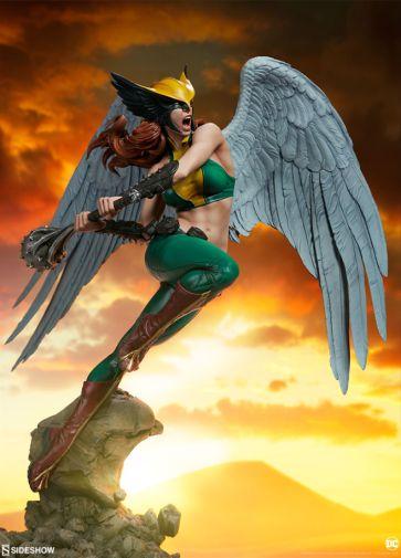 Sideshow - DC - Hawkgirl Premium Format Figure - 01