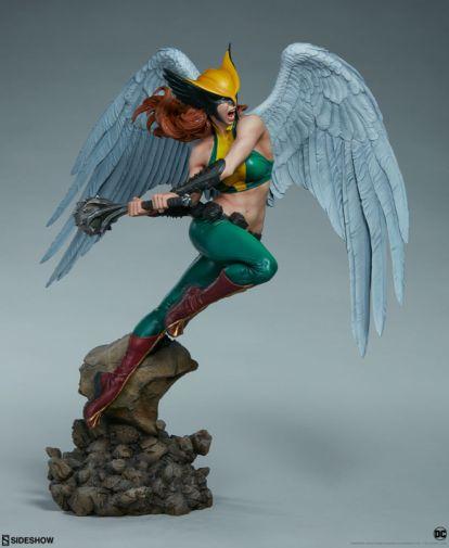Sideshow - DC - Hawkgirl Premium Format Figure - 03