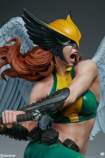 Sideshow - DC - Hawkgirl Premium Format Figure - 04
