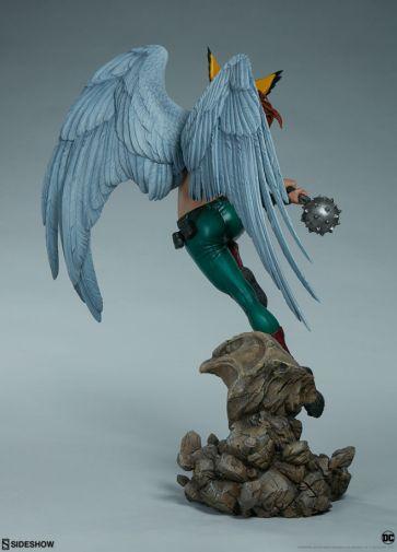 Sideshow - DC - Hawkgirl Premium Format Figure - 09