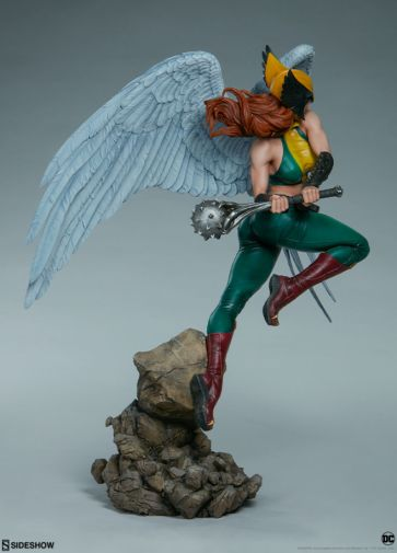 Sideshow - DC - Hawkgirl Premium Format Figure - 11