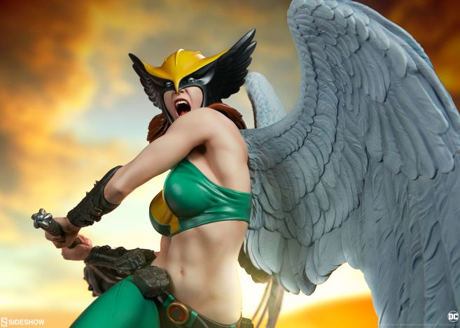 Sideshow - DC - Hawkgirl Premium Format Figure - 14