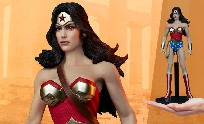 Sideshow - Wonder Woman - Sixth Scale Figure - 01