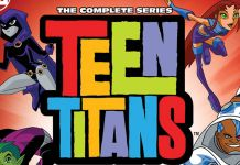 Teen Titans the Complete Series - Featured - 01