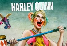 Birds of Prey - Official Images - Character Posters - Harley Quinn - Featured - 01