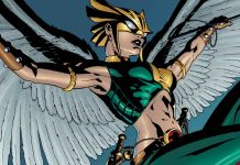Hawkgirl - Comics - Generic - Featured - 01