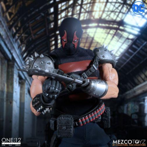 Mezco Toyz - Batman - KGBeast - 02