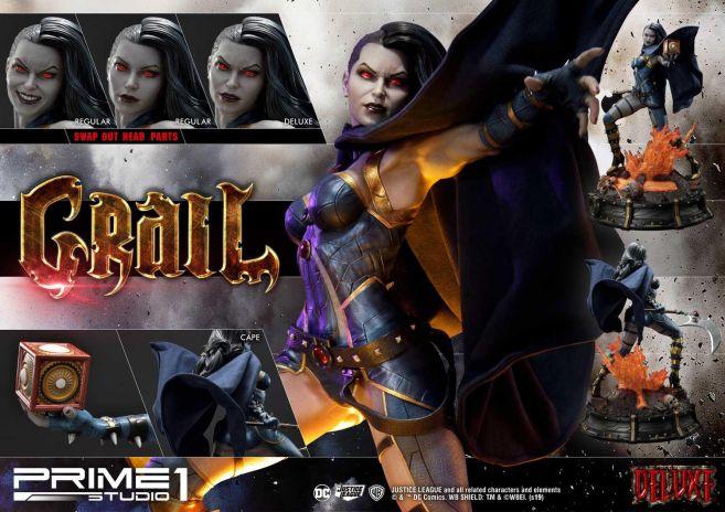 Prime 1 Studio - DC Comics - Grail - 02