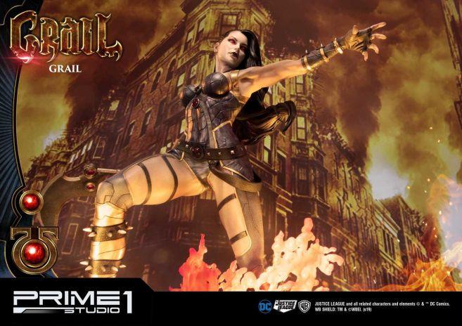 Prime 1 Studio - DC Comics - Grail - 74