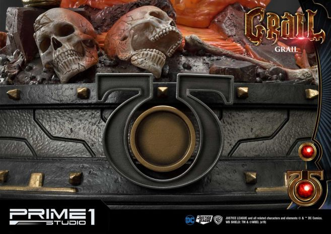 Prime 1 Studio - DC Comics - Grail - 92