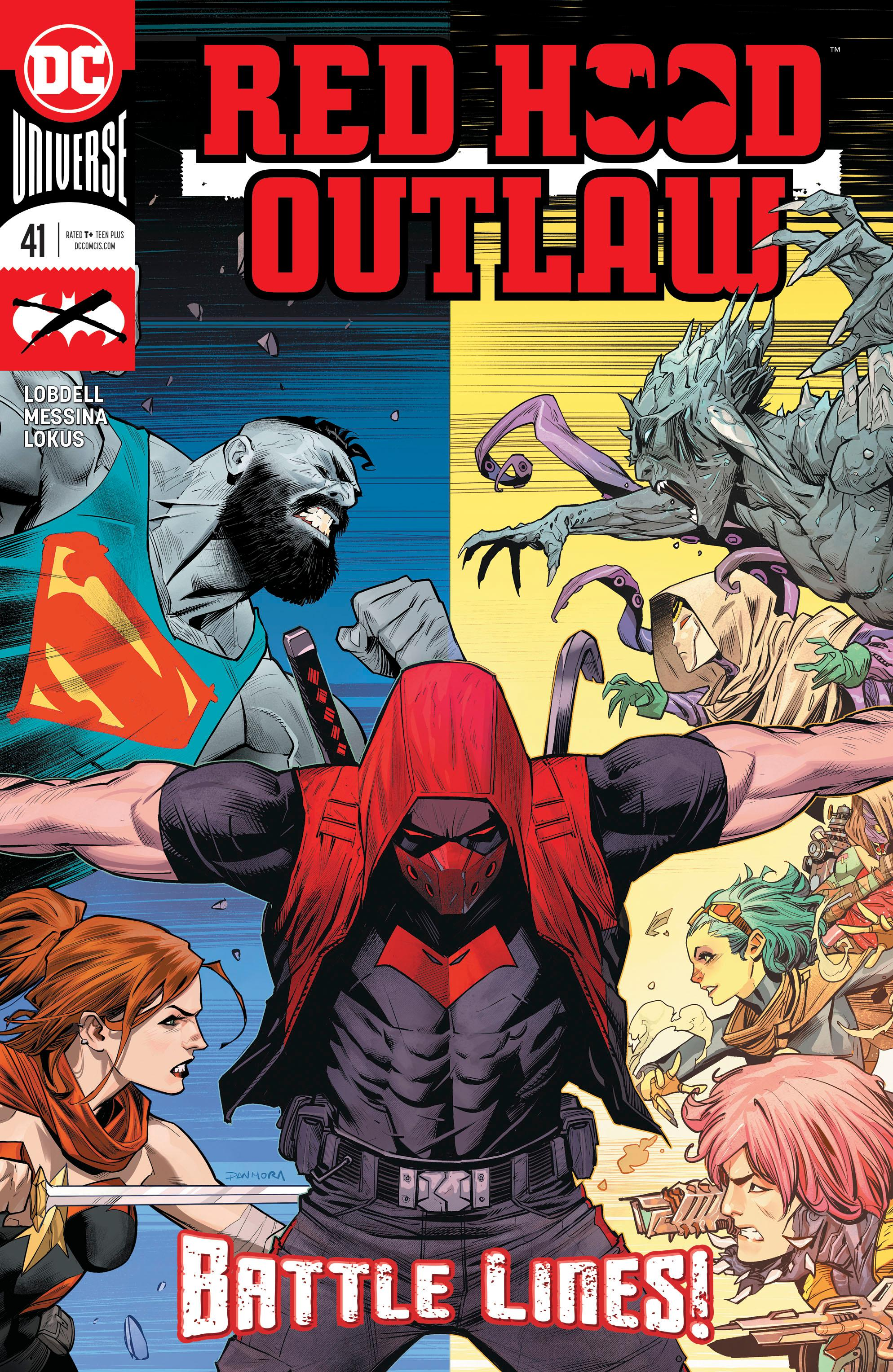 Red Hood And The Outlaws : outlaws, Hood:, Outlaw, Review, Batman