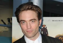 Shutterstock - Robert Pattinson - Tinseltown