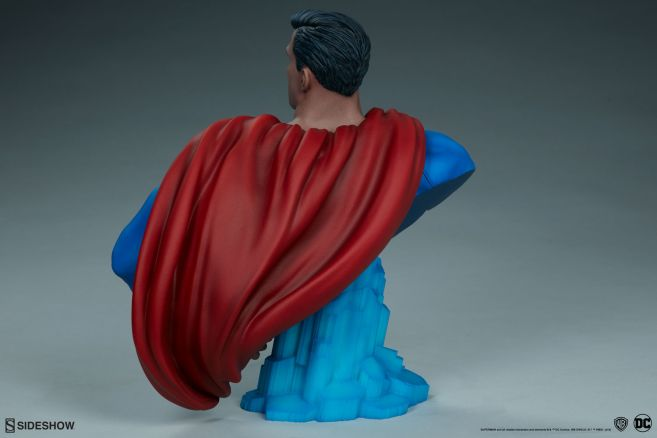 Sideshow - Superman - Superman Bust - 03