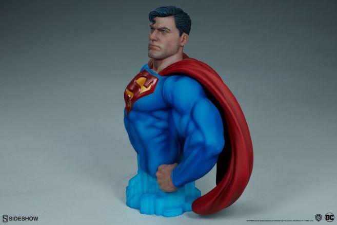 Sideshow - Superman - Superman Bust - 08