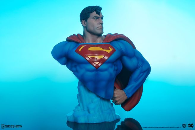 Sideshow - Superman - Superman Bust - 17