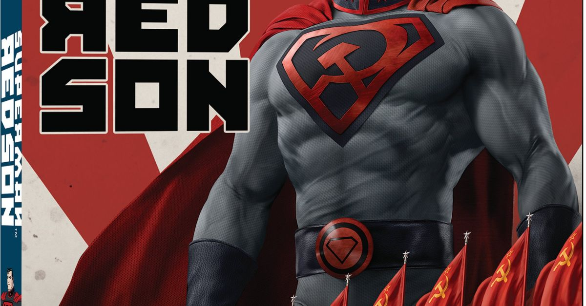 Superman Red Son Review Batman News