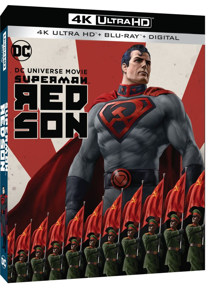 Superman Red Son Review Batman News