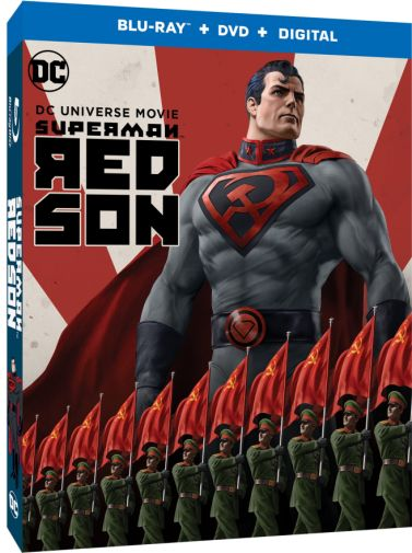 Superman - Red Son - Blu-ray - 01