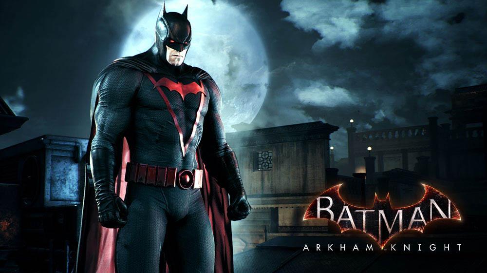 Arkham Knight Receiving Earth 2 Batman Skin On Ps4 Batman News
