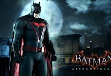 Arkham Knight - PS4 - Earth-2 Skin - 01