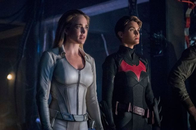 Arrow - Season 8 - Ep 08 - 12