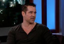 Colin Farrell - Jimmy Kimmel Live - 01-22-20