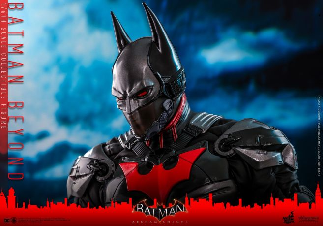 Hot Toys - Arkham Knight - Batman Beyond - 05