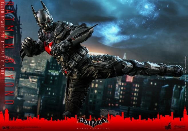 Hot Toys - Arkham Knight - Batman Beyond - 06