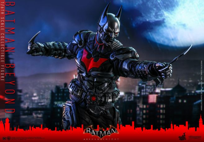 Hot Toys - Arkham Knight - Batman Beyond - 20
