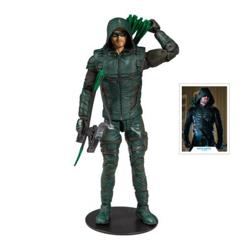 McFarlane Toys - DC Multiverse - Arrow - Arrow Action Figure - 01