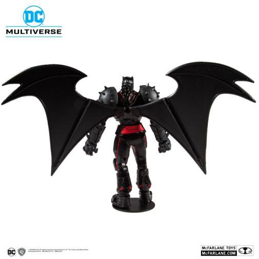 McFarlane Toys - DC Multiverse - Batman - Hellbat Suit Action Figure - 03