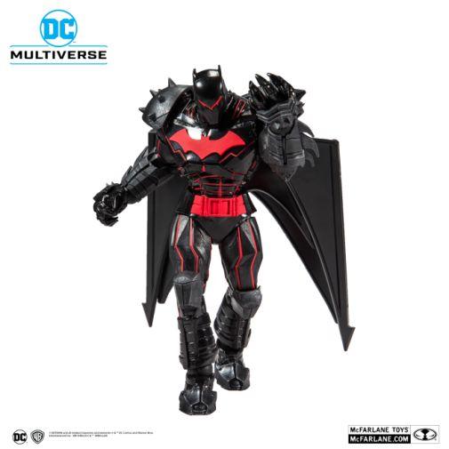 McFarlane Toys - DC Multiverse - Batman - Hellbat Suit Action Figure - 08