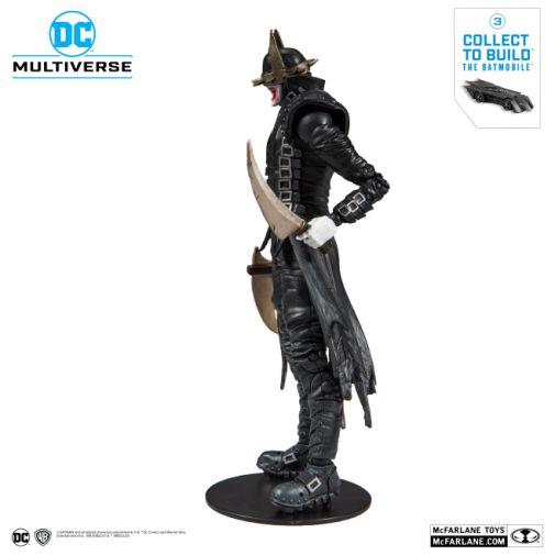McFarlane Toys - DC Multiverse - Batmobile Build-a-Figure - The Batman Who Laughs Action Figure - 02