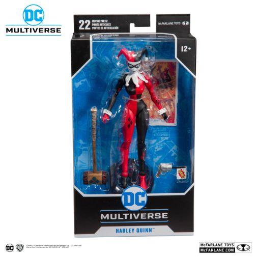 McFarlane Toys - DC Multiverse - Harley Quinn - Batman the Animated Series - Harley Quinn Action Figure - 06