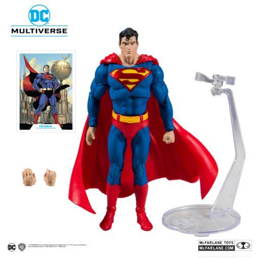 McFarlane Toys - DC Multiverse - Superman - Action Comics 1000 - Superman Action Figure - 05