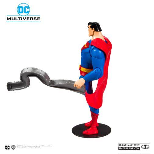 McFarlane Toys - DC Multiverse - Superman - Superman the Animated Series - Superman Action Figure - 02