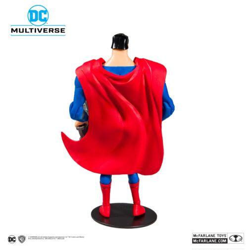McFarlane Toys - DC Multiverse - Superman - Superman the Animated Series - Superman Action Figure - 03