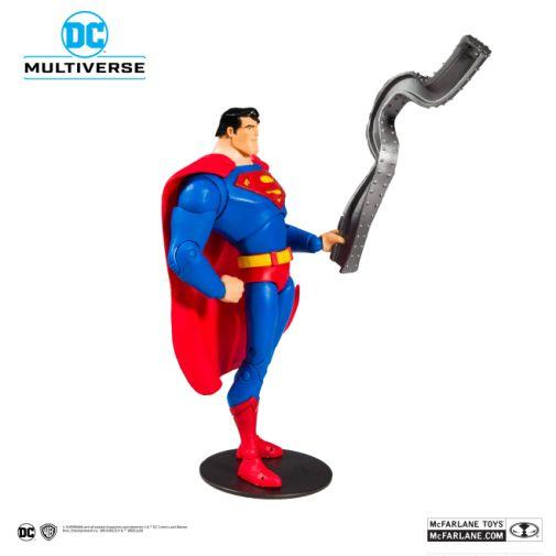 McFarlane Toys - DC Multiverse - Superman - Superman the Animated Series - Superman Action Figure - 04