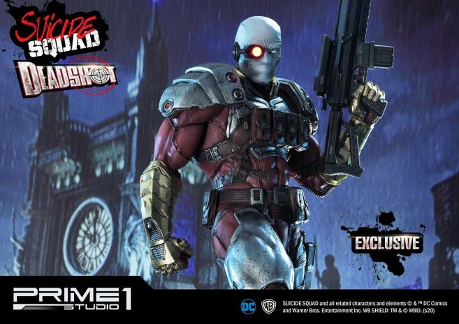 Prime 1 Studio - Batman - Deadshot - 01
