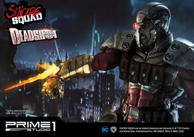 Prime 1 Studio - Batman - Deadshot - 06