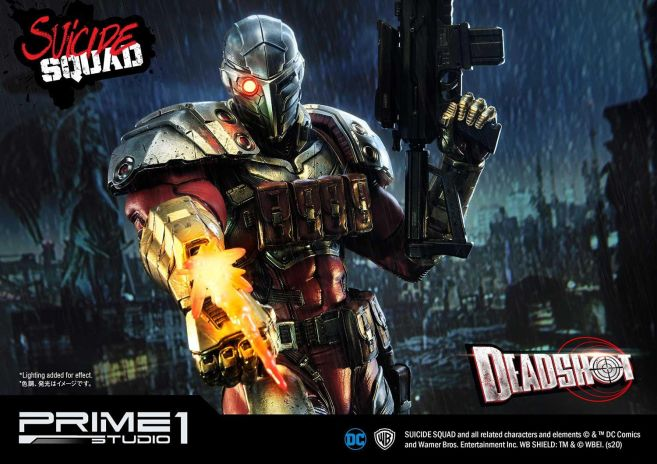 Prime 1 Studio - Batman - Deadshot - 07